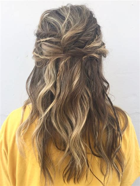 Prom Hairstyles Half Updos by Image Result For Half Up Half Braid Wedding Hair