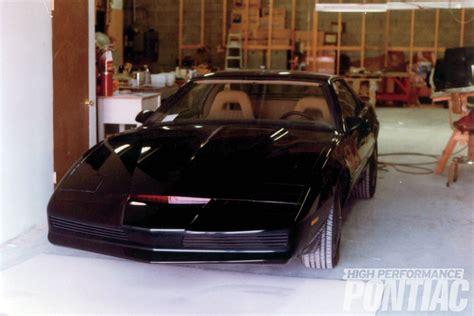 Original Rider Car by 1982 Pontiac Trans Am Part 2 High Performance Pontiac