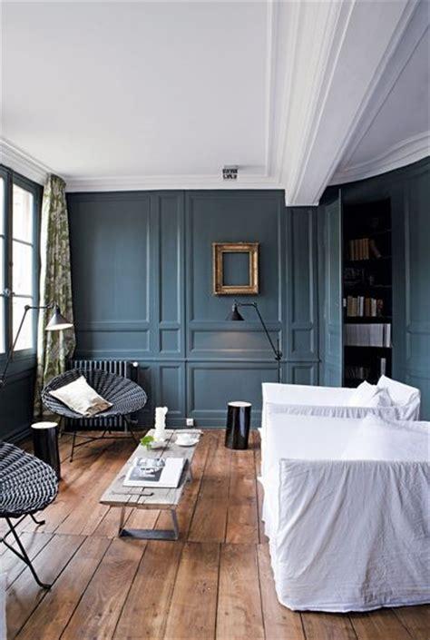Osez Une Dco Couleur Bleu Canard Osez Le Bleu Dans Votre Salon 7 Photos De Salons Bleus
