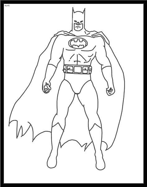 disegni da colorare dei supereroi disegni supereroi da colorare