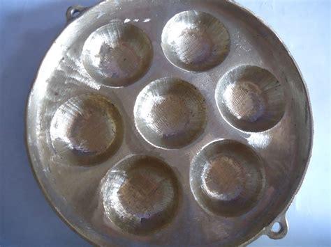 cetakan kue cetakan apem cubit tembaga