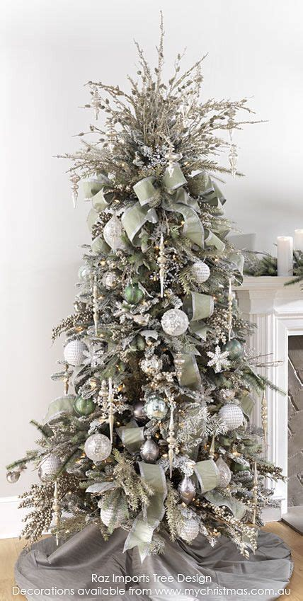 white christmas tree decorations pictures 37 awesome silver and white tree decorating