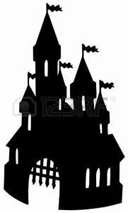 Disney Castle Silhouette Clip   scrapbooking   Pinterest ...