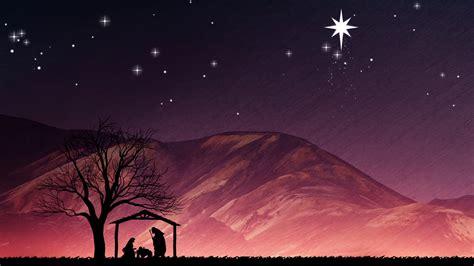 baby jesus christmas nativity background winter holidays