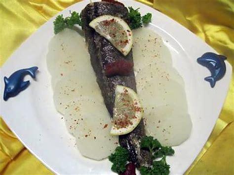 cuisiner radis noir cuit recette de queue de poisson merlu au radis noir