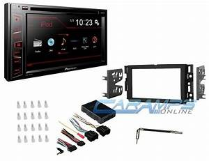 New Pioneer Double 2 Din Dvd Car Stereo Radio With