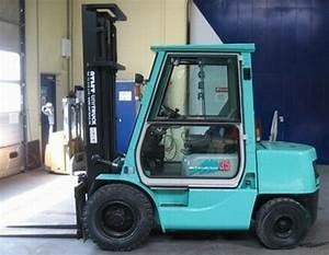 Mitsubishi Fd15 Fd18 Fd20 Fd25 Fd30 Fd35a Forklift Trucks Service Repair Workshop Manual