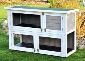 Kaninchenstall Selber Bauen Für Draußen : hasenstall kaninchenstall doppelst ckig freigehege unten ~ Lizthompson.info Haus und Dekorationen