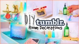 DIY Tumblr Room Decor for Teens Cheap! - YouTube