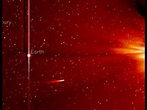 Comet ISON as seen by STEREO on Nov. 25, 2013 | NASA