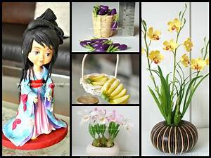 "An interview with Priya, founder of ""Clay Flower Art ..."