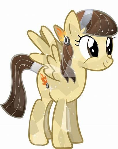 Pony Ponies Crystal Fanpop Friendship Magic
