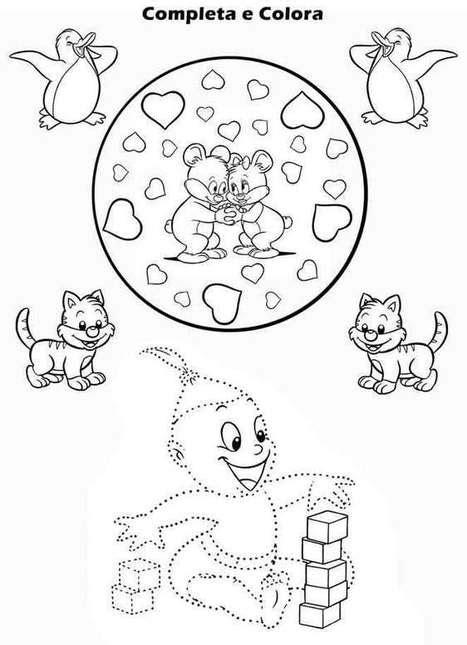 giochi colorare bimbi giochi da stare per bambini