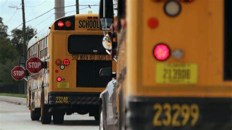 school bus quarantined  lake silver elementary