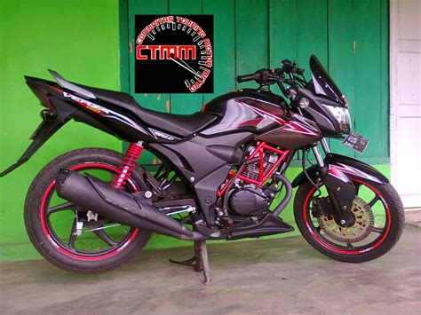 Honda Cb150r Modifikasi by Honda Cb150r Modifikasi Drag Thecitycyclist