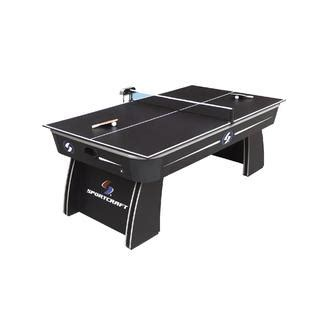 ft air hockey table electronic scoring  fast fun