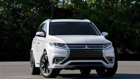 Mitsubishi Outlander Phev 2019 Ganha Retoques No Visual E