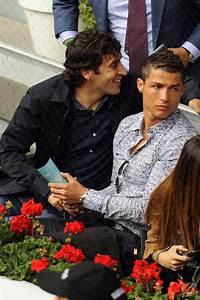 Cristiano Ronaldo en el Madrid Open 2010: Fotos - FormulaTV
