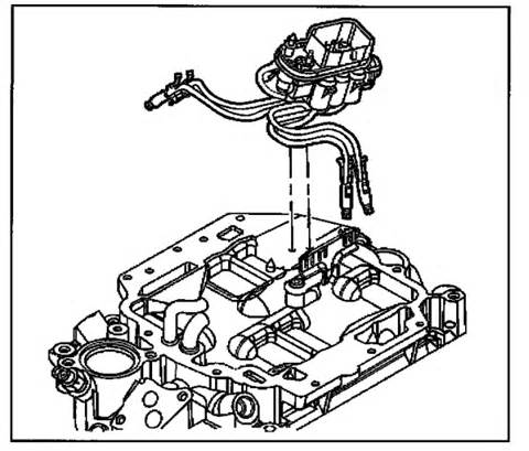 similiar vortec firing order keywords chevy 4 3 vortec engine diagram additionally 4 3 vortec engine diagram