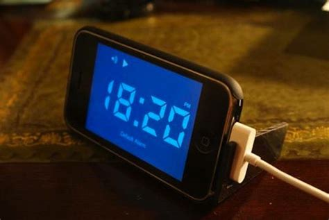 The Alarm Clock Is The Iphone's Real Killer App