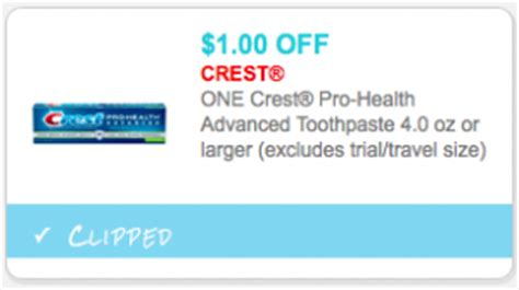 save money with toothpaste mouthwash and whitestrips coupons and other special offers from crest our free crest coupons and printables for july 2018 will