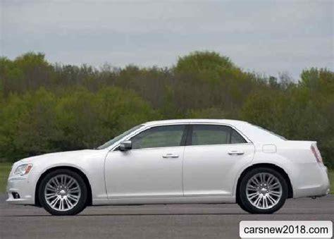 Chrysler 300c 20182019  Cars News, Reviews, Spy Shots