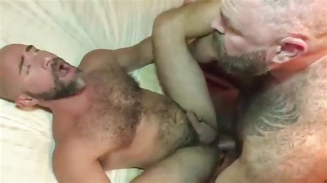 Sexy Argentinian Bear Taking It In The Ass