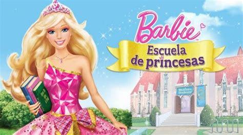 Barbie Para Colorear Escuela De Princesas