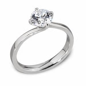 platinum engagement ring setting platinum twisted setting engagement ring
