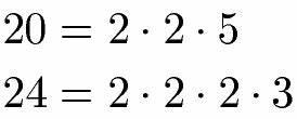 Kgv Berechnen Mit Primfaktorzerlegung : kgv kleinstes gemeinsames vielfaches ~ Themetempest.com Abrechnung