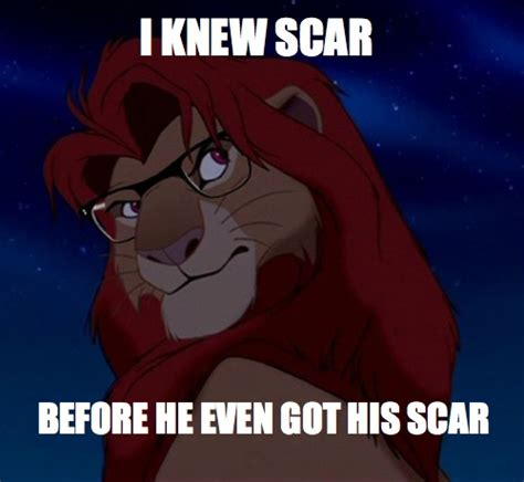 Mufasa Meme - quot state something completely random time quot page 1539
