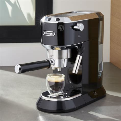 espresso machine black delonghi dedica slimline black espresso maker reviews