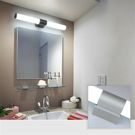 Bathroom Mirror Lights Led by Modern Bathroom Led Mirror Light Toilet Wall L