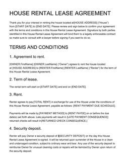 real estate contract templates   samples edit