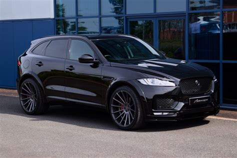 jaguar  pace hamann motorsport uk