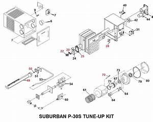 Suburban Furnace Model P