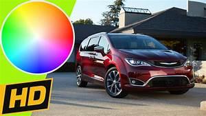 Car Paint Colors Chart 2017 Chrysler Pacifica Paint Colors Youtube