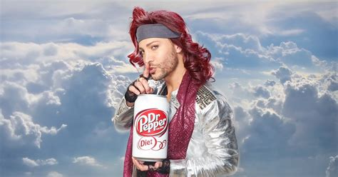 Diet Dr Pepper Commercial Actor Lil Sweet