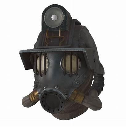 Mask Gas Fallout Mining Deep Reclaimed Wiki