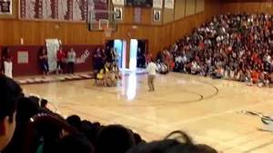 Piedmont Hills High School's 2015-2016 first rally. - YouTube
