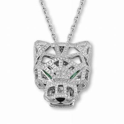Cartier Necklace Jewelry Fine Panthere Panthere