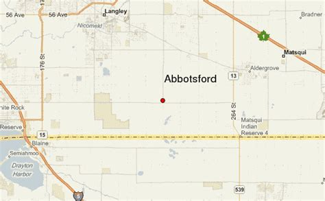 abbotsford location guide