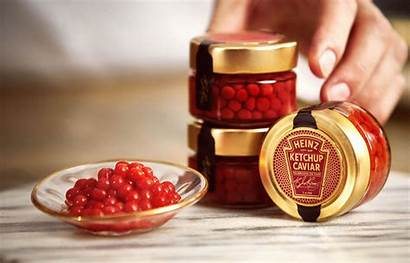 Caviar Ketchup Heinz Unleashes Upwardly Lower Mobile