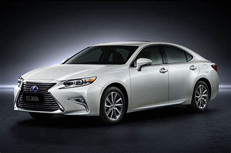 Refreshing Or Revolting 2016 Lexus Es