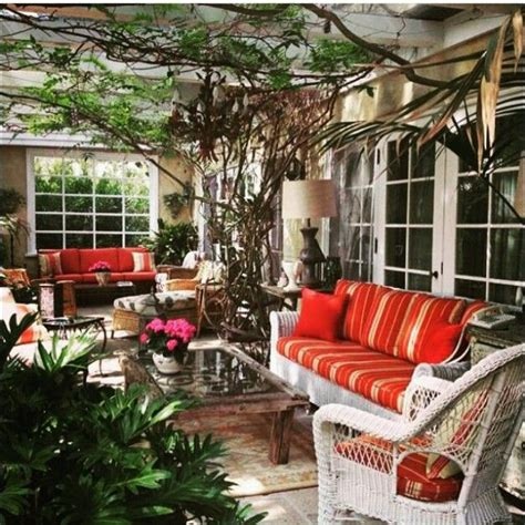 lisa rinnainstagram porch patio   outdoor