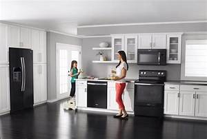 living livelier trending appliances white ice With kitchen colors with white cabinets with parking validation stickers