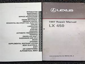Lx 450 Fsm And The Repair Guides  How Many Volumes