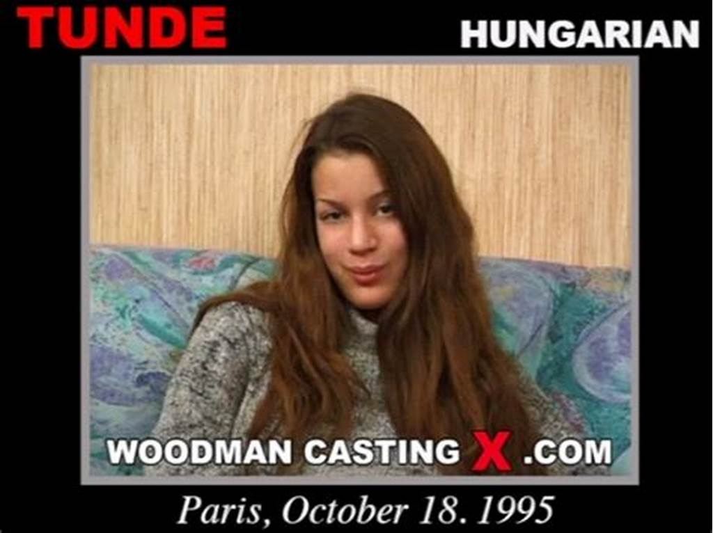 #Tunde #On #Woodman #Casting #X