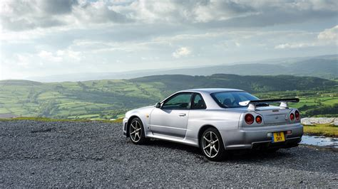 Nissan Serena 4k Wallpapers by Nissan Gtr R34 4k Wallpaper Impremedia Net