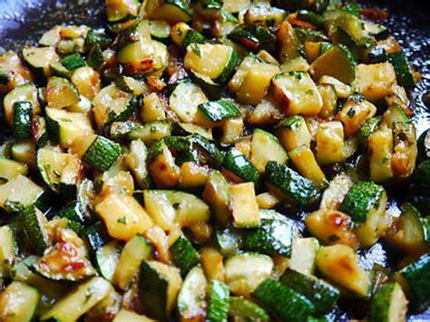 cuisiner des courgettes a la poele 28 images recette